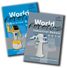 """World Robotics Statistical Recaps - 2012"""