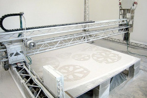 large scale 3D printer