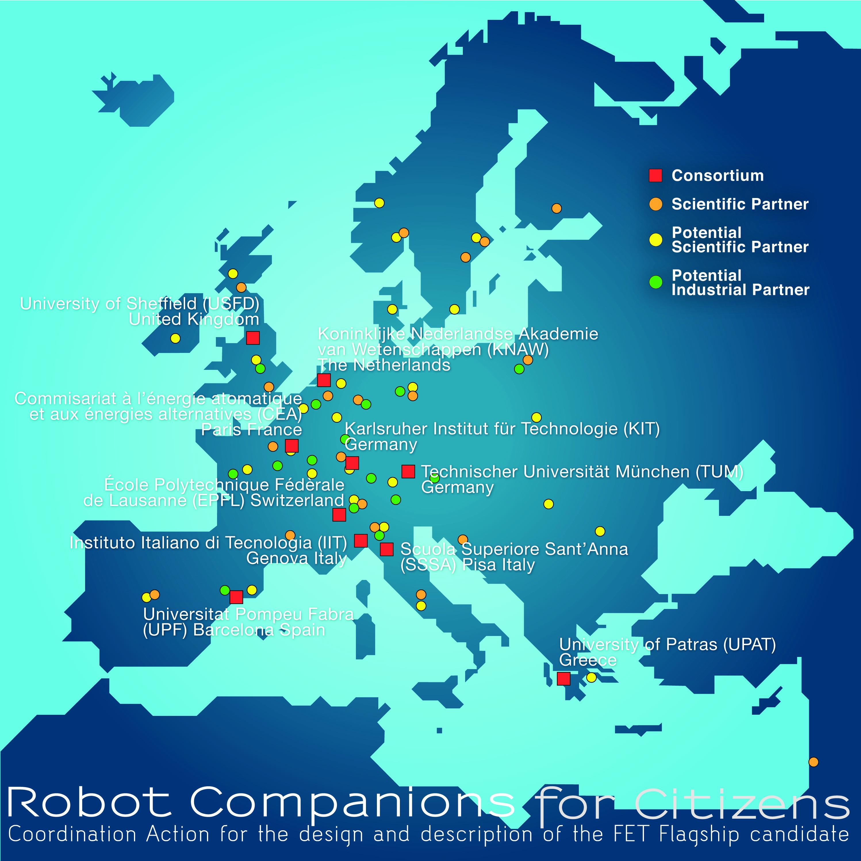 RoboCom Robotics Companions European Partners