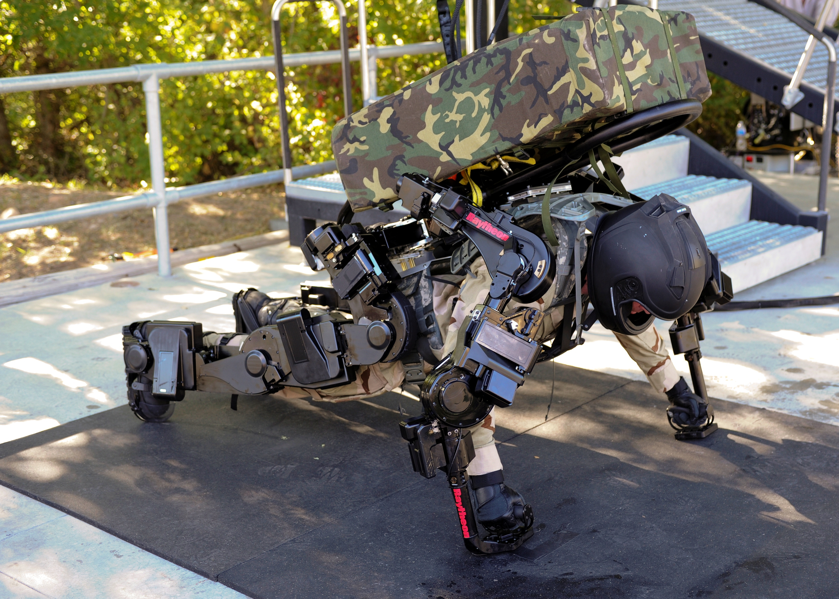 Exoskeletons: New and old | Robohub