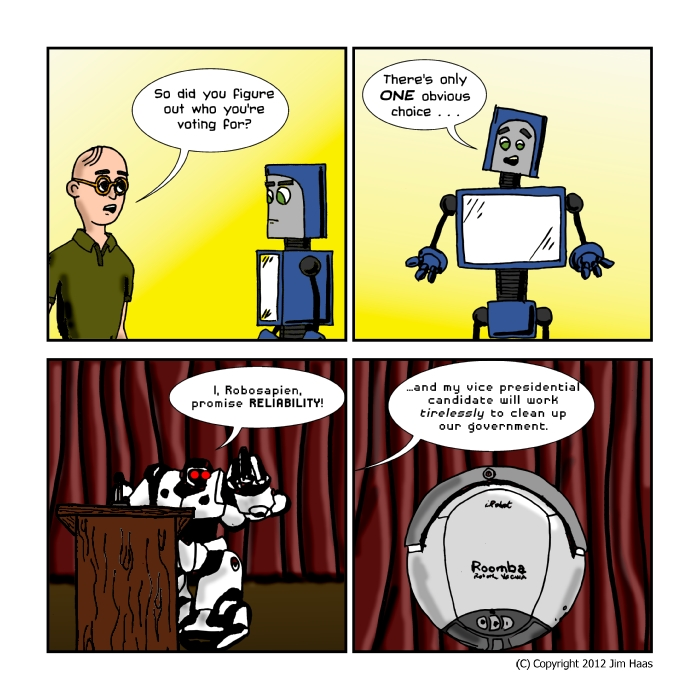 No.22 : Robot Party - 2012