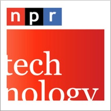 iTunes icon for NPR Technology Podcast