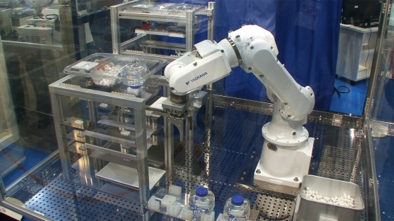 laboratory animal management robot can care for 30 000