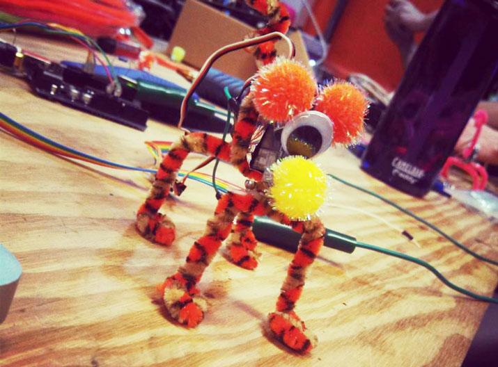 ticklebot