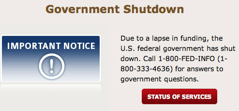 US_Congress_Shutdown