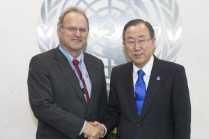 Secretary-General Meets Special Rapporteur on extrajudicial, summary and arbitrary executions