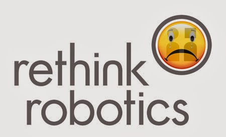 A sad day at Rethink Robotics. 21 jobs have been cut in Rethink's first layoff.