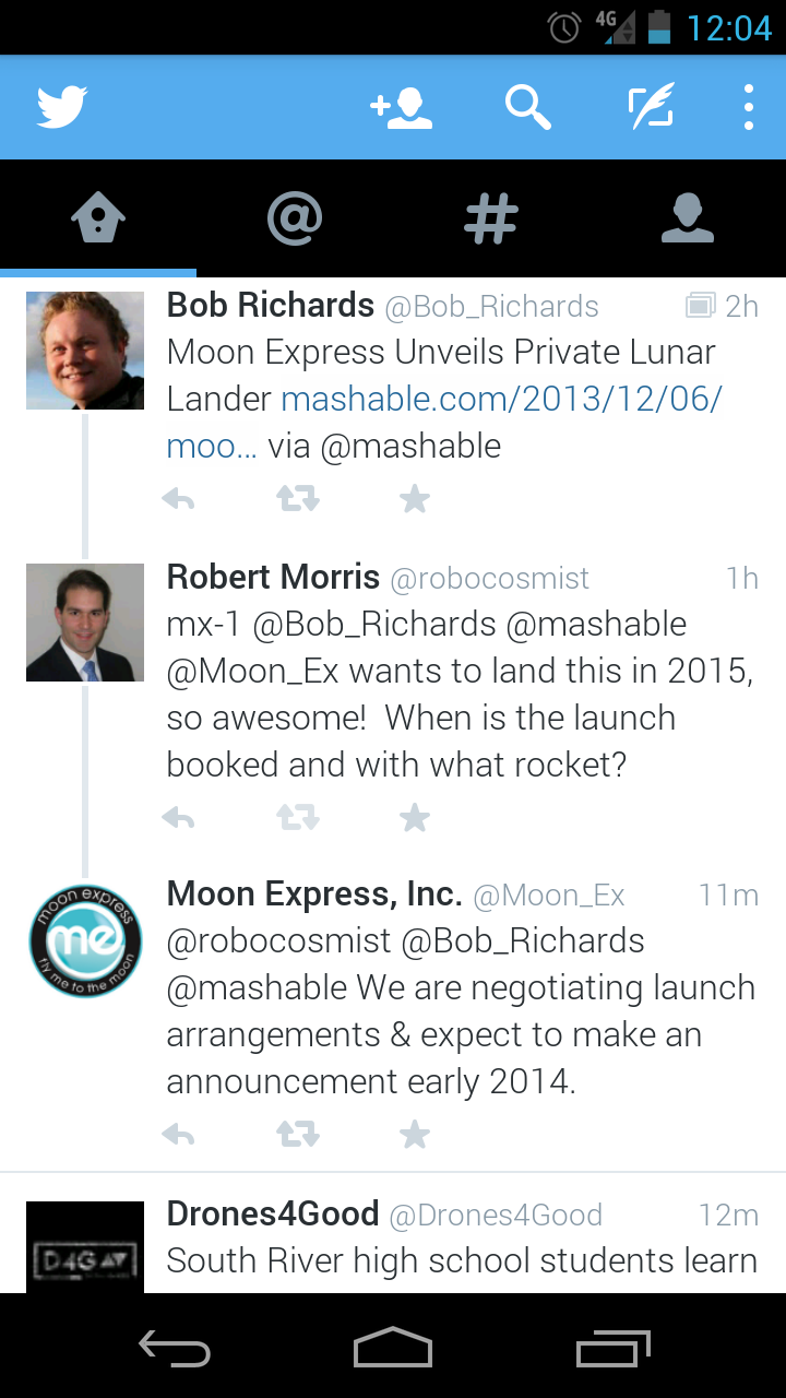 Moon Express Launch Date