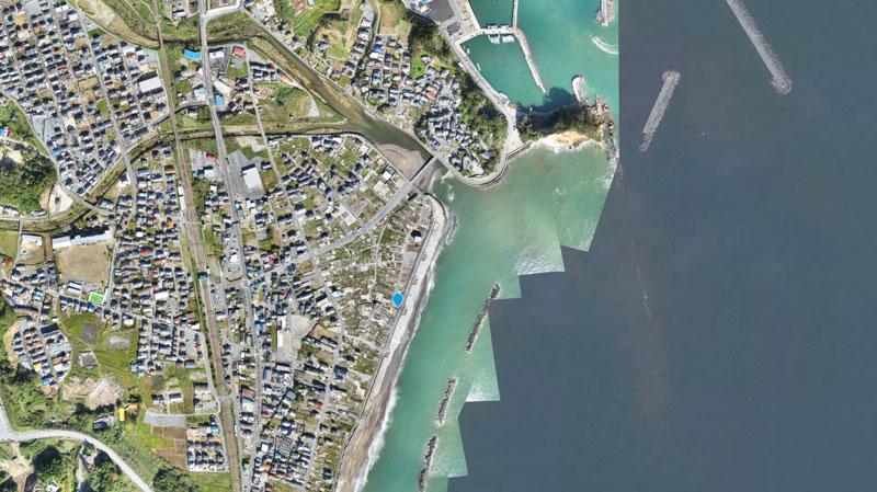 fukushima photo essay  a drone u2019s eye view