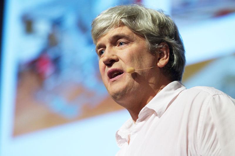 Bruno_Maisonnier_Aldebaran_TedEx