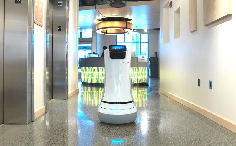 Robot butler at your service: Savioke to pilot hospitality ...