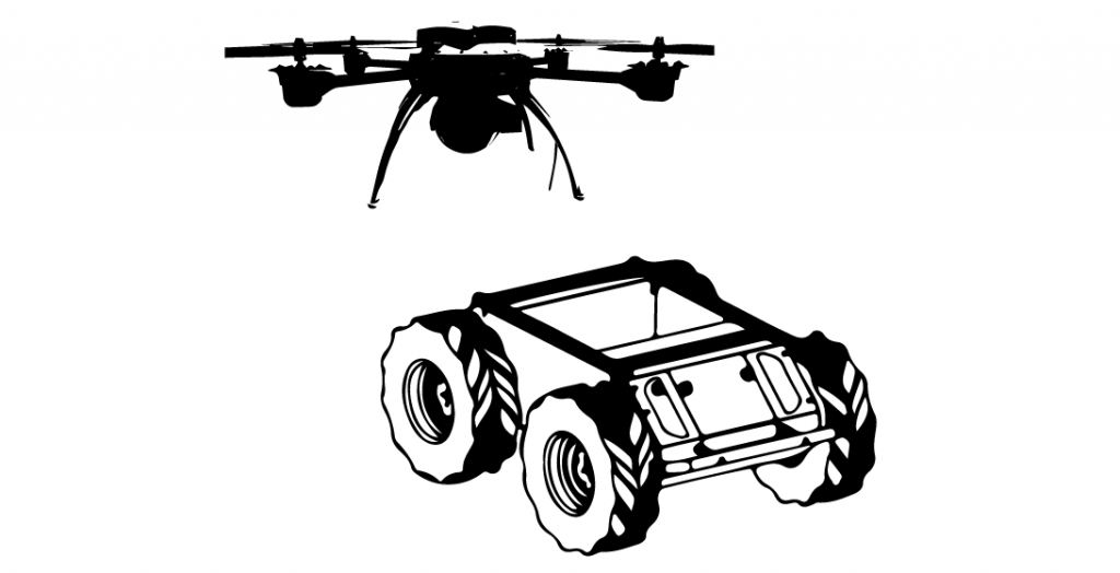 Coordinated UAV docking   Robohub