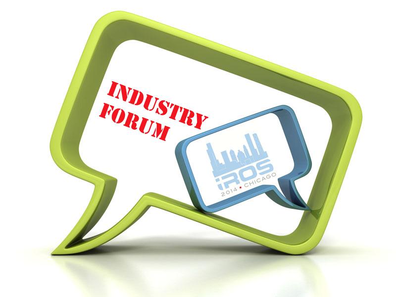 IROS2014_Industry_Forum