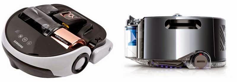 Rethinking Irobot Samsung And Dyson Robotic Vacuum