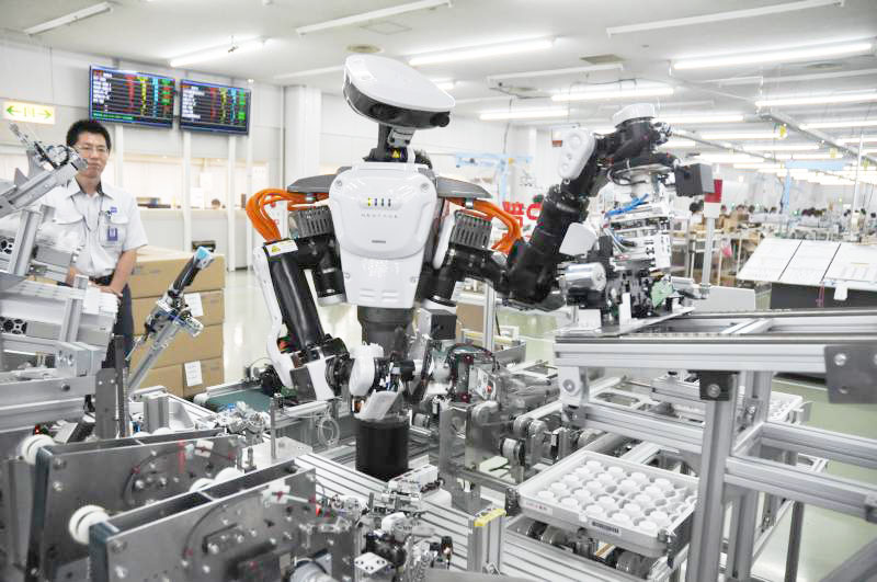 Japan S New Robotics Push Funding And Deregulation Robohub