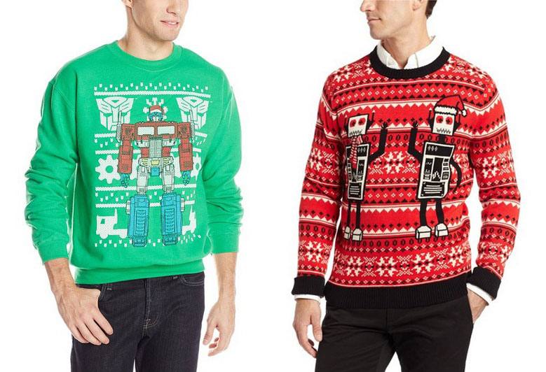 Ugly-Robot-Christmas-Sweaters