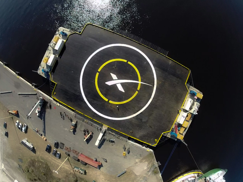 autonomous spaceport drone ship (ASDS)