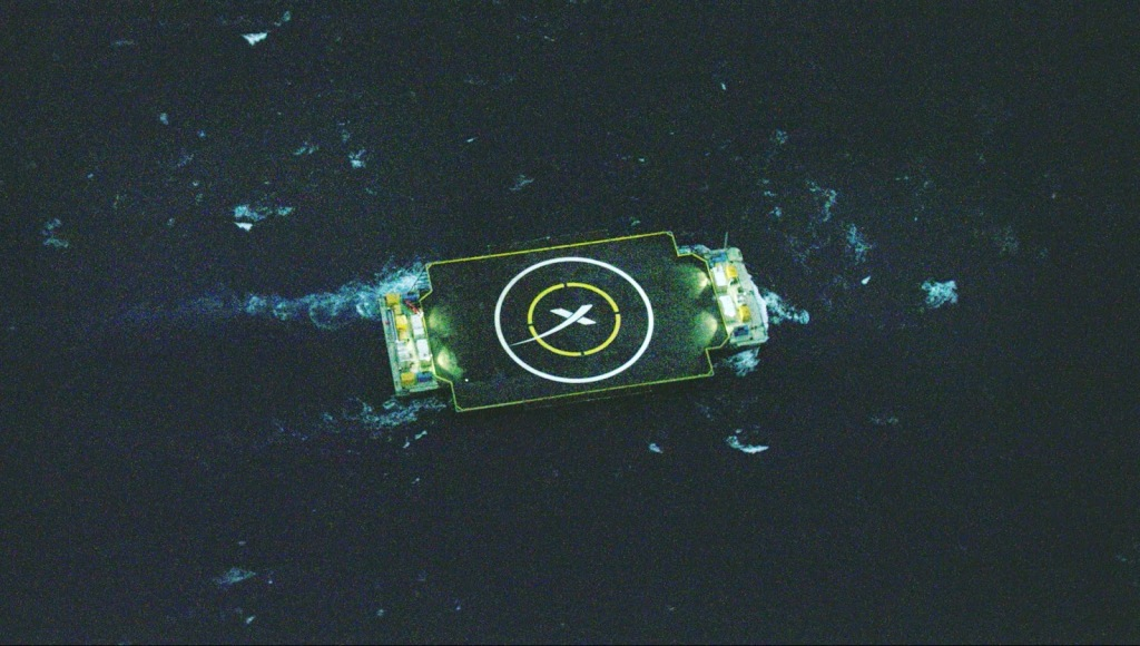 SpaceX autonomous spaceport drone ship (ASDS)