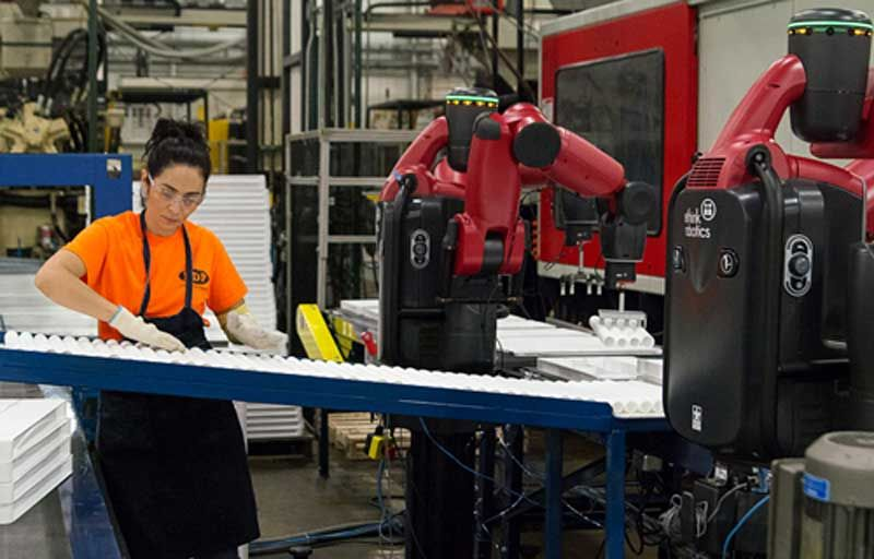 Rethink Robotics gets $26.6 million Christmas gift