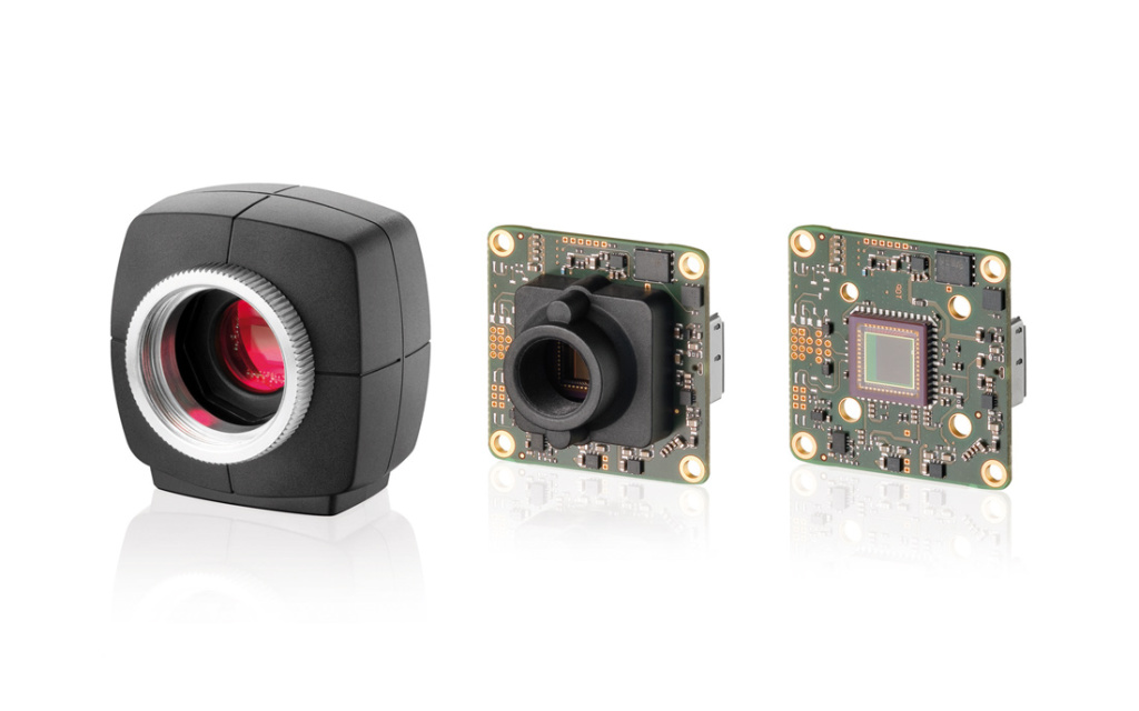 IDS Imaging Development Systems - USB3 Vision industrial cameras