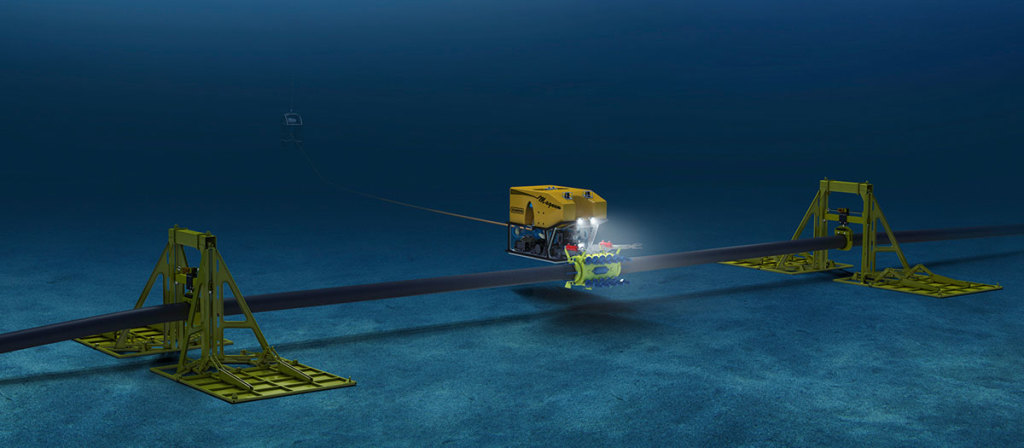 photo: Oceaneering