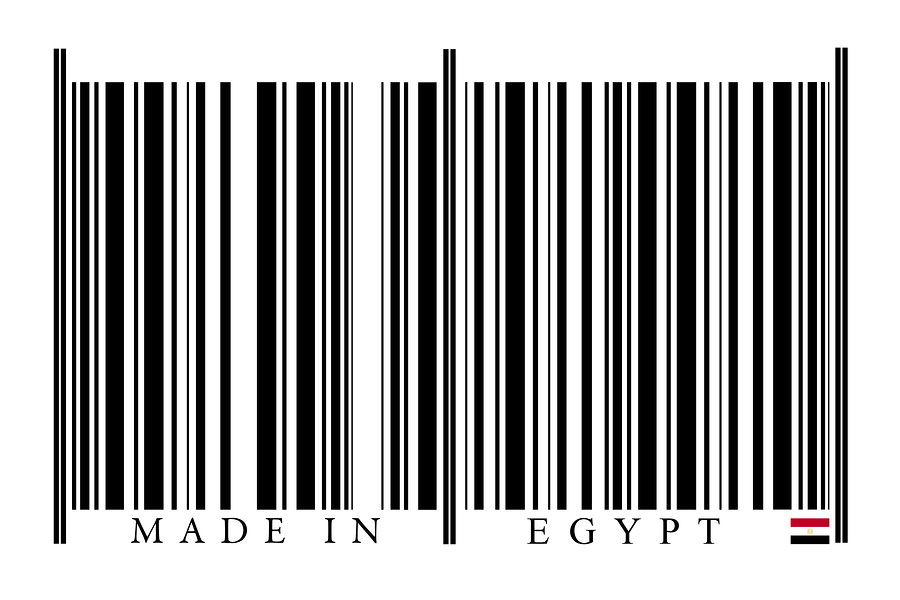 Egypt-Barcode-technology