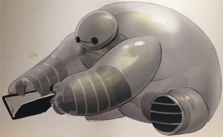 The Real Soft Robots That Inspired Baymax With Chris