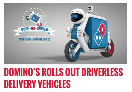 Domino s Driverless Pizza Delivery Vehicles   Domino s Blog