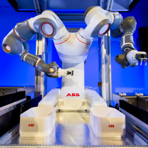 YuMi robot |  photo ABB