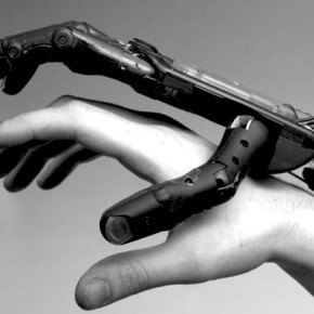 The Dexterous Hand. Source: The Shadow Robot Company