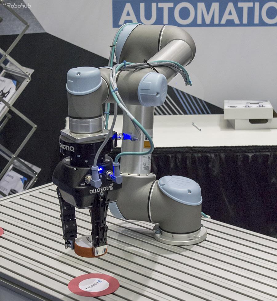 Robotic Gripper - Robotiq