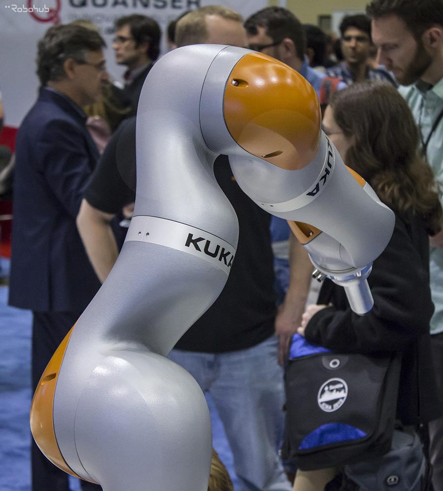 LBR IIWA - KUKA Robotics