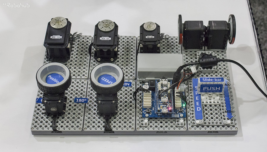 Dynamixel OpenCM - Robotis inc.