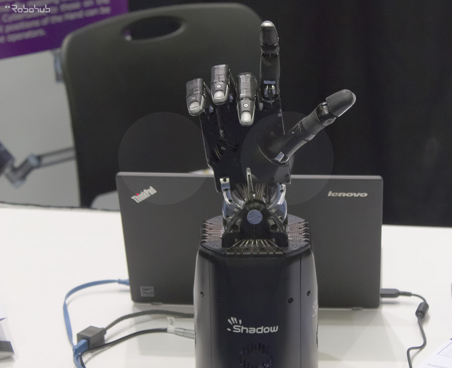 Dexterous Hand - Shadow Robot Company