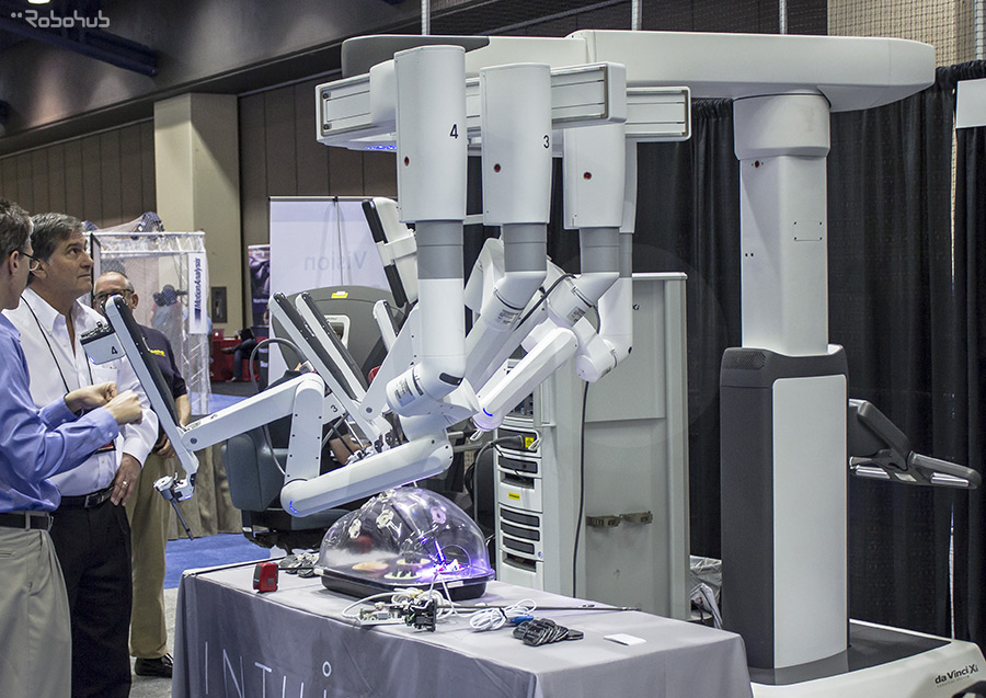 da Vinci Xi - Intuitive Surgical