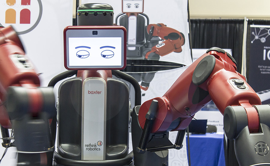 Baxter - Rethink Robotics