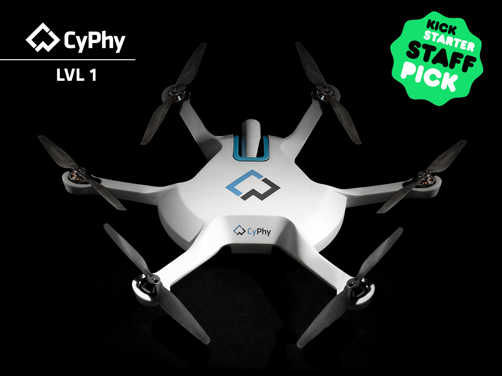 cyphy drone