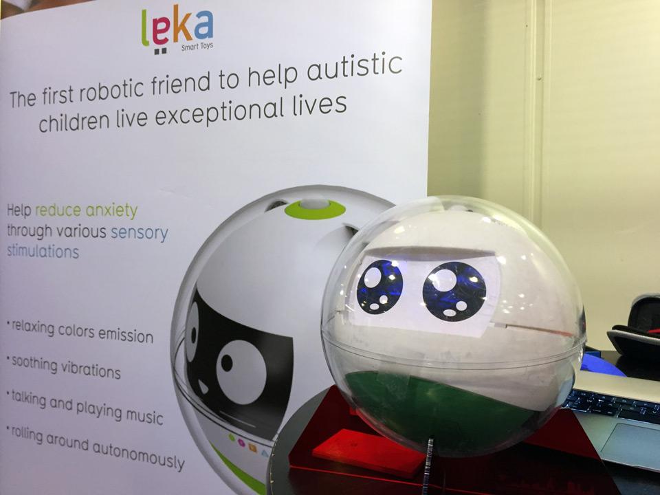 Leka's-robot