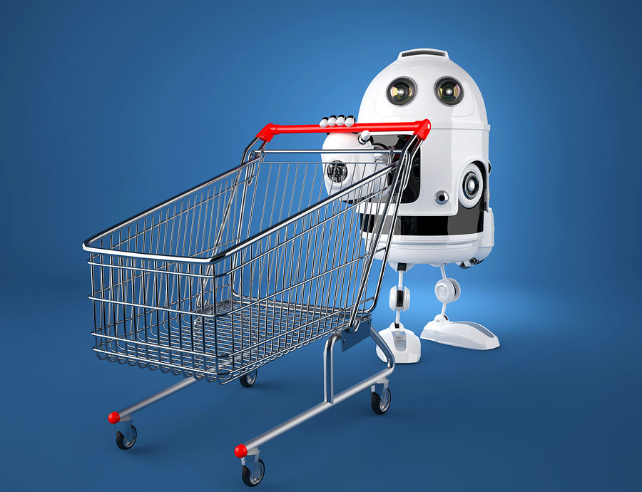 shopping_cart_robot_buy_purchase_commerce