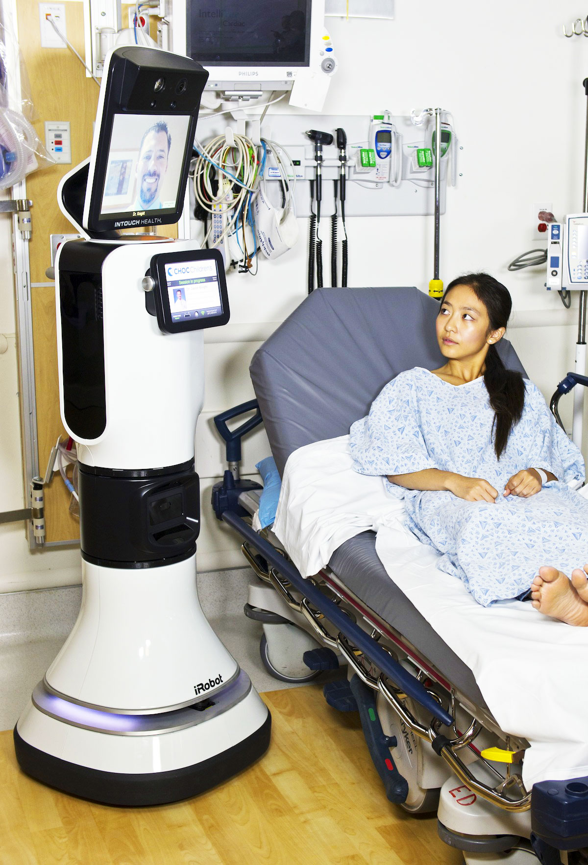 The State Of Telepresence Healthcare And Telemedicine