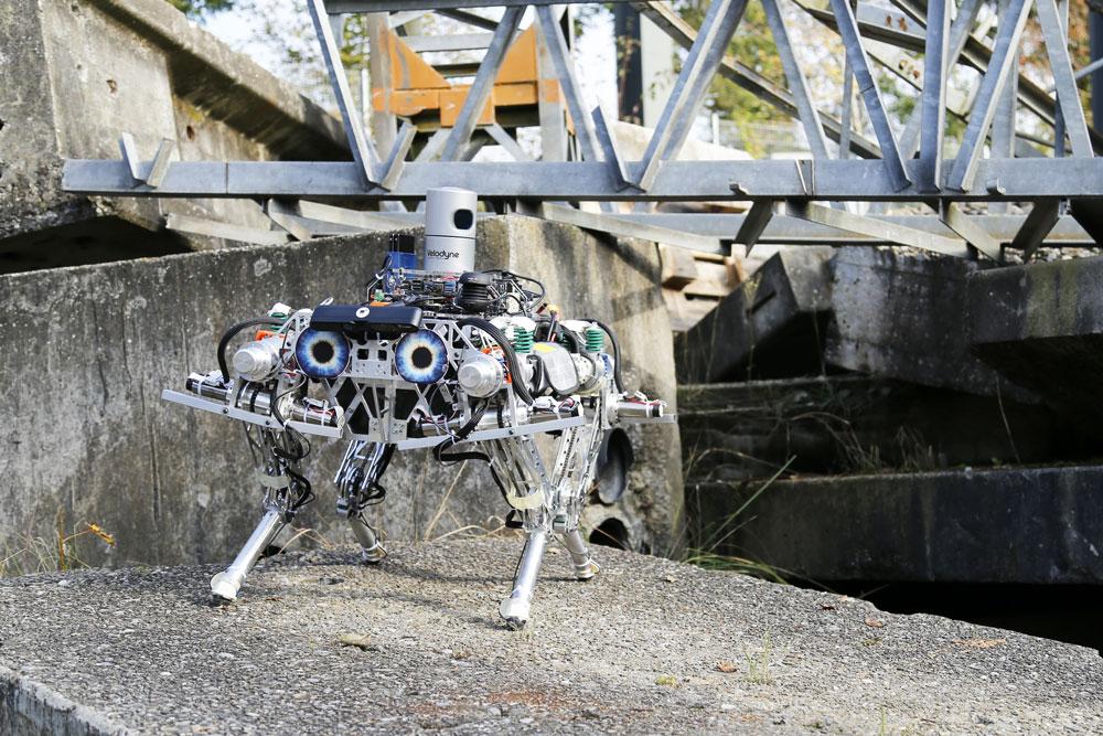 StarlETH_SearchAndRescue_quadruped_robot_