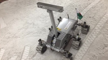 Aberystwyth University's Blodwen robot