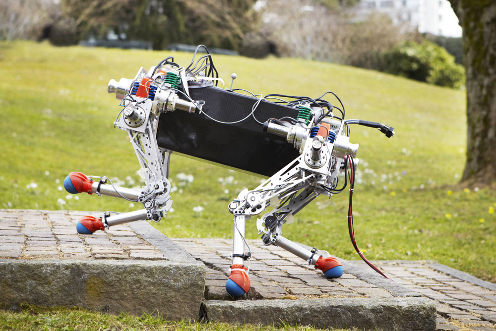 starleth_quadruped_robot_bioinspired