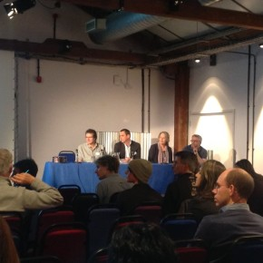 Panel roundup at ERW2015