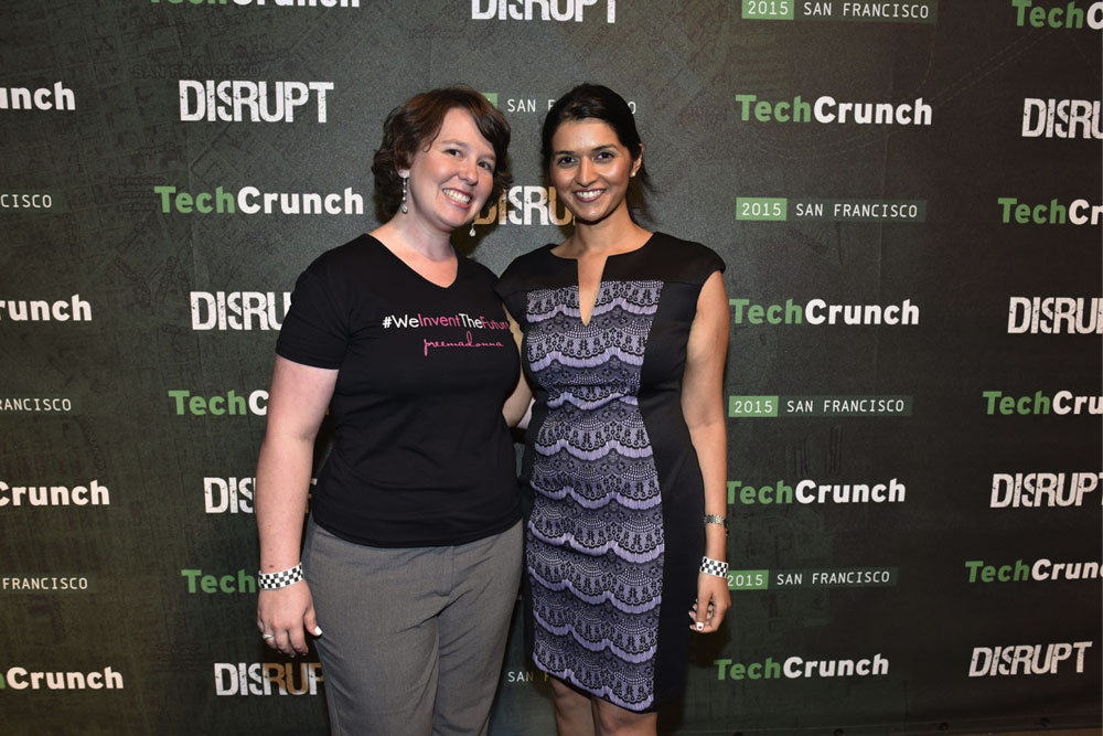 Casey Schulz and Pree Walia, co- founders of Preemadonna.