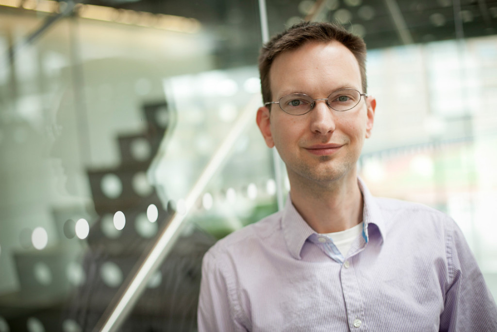 David Mimno, assistant professor of information science (ISP).