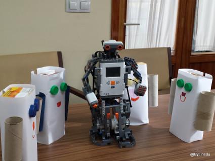SpainLegoRobot