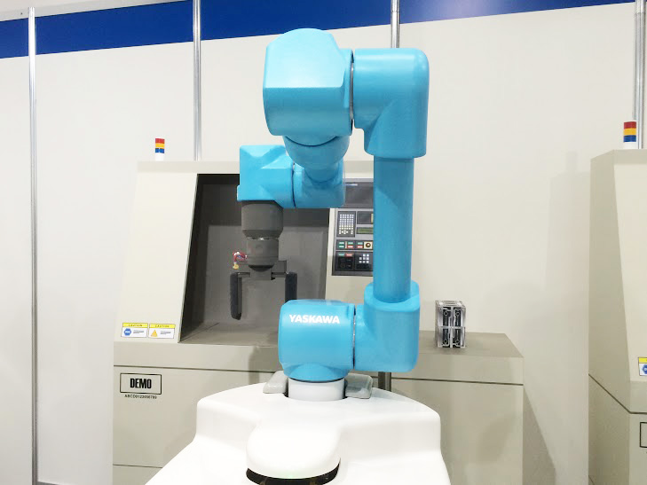 Yaskawa_iREX_2015_Collaborative_Robot