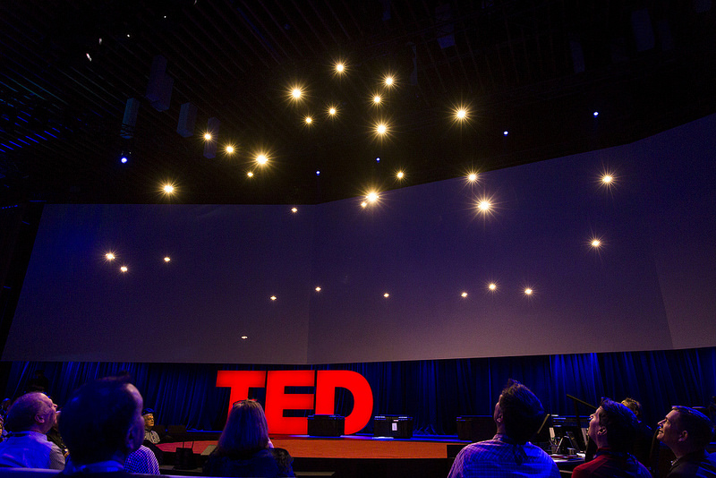 Credit: Bret Hartman / TED
