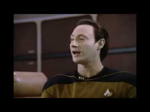 Ltieutenant Commander Data in Star Trek. Source: youtube